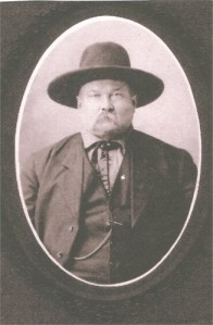 James Bradley Robertson, Flossie's grandfather on her mother's side (1)