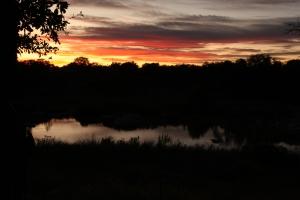 33 Sunset over Beaver Creek