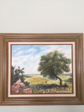 Painting of Mason Co