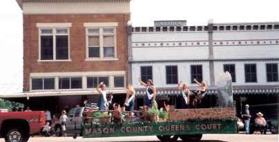 Round-Up Parade, Mason 2